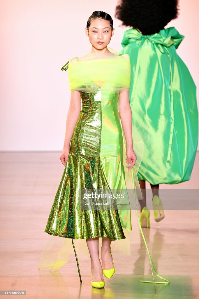 Christopher John Rogers - Runway - September 2019 - New York Fashion Week: The Shows : News Photo