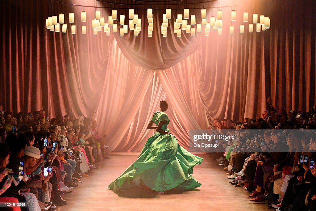 Christopher John Rogers - Runway - February 2020 - New York Fashion Week: The Shows : News Photo