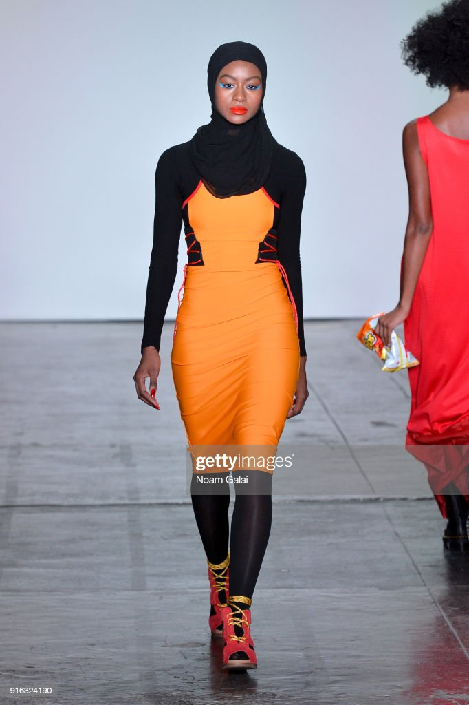Chromat - Runway - February 2018 - New York Fashion Week: The Shows : News Photo