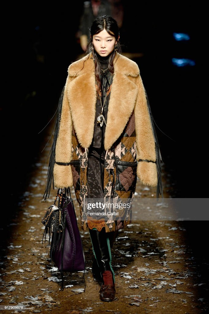 Coach 1941 - Runway - February 2018 - New York Fashion Week : ニュース写真