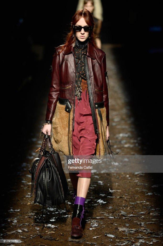 Coach 1941 - Runway - February 2018 - New York Fashion Week : Nieuwsfoto's