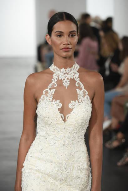 Dennis Basso For Kleinfeld - Runway - New York Fashion Week: Bridal ...