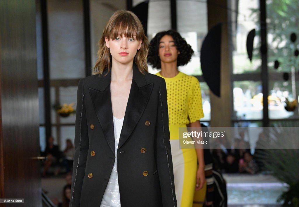 Derek Lam - Runway - September 2017 - New York Fashion Week : ニュース写真