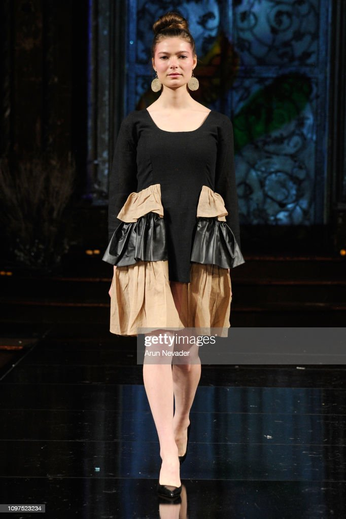 DESIGN DREAMS MYSTERY At New York Fashion Week Powered By Art Hearts Fashion NY : News Photo