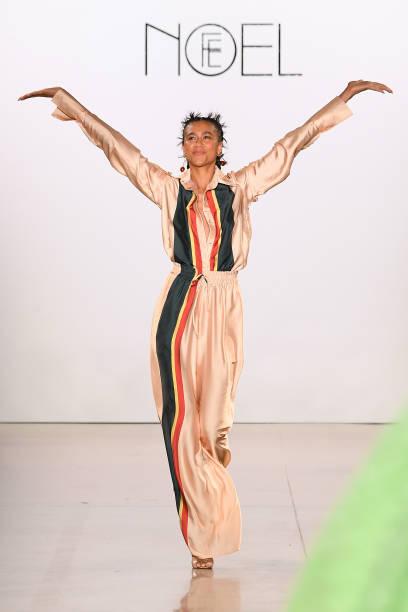 NY: Fe Noel - Runway - February 2020 - New York Fashion Week: The Shows
