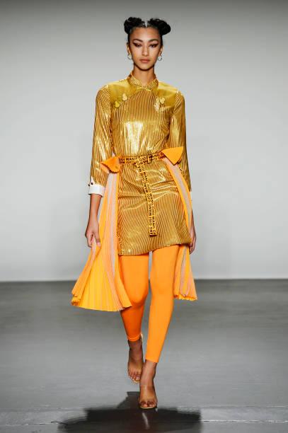 NY: Global Fashion Collective II - Runway - February 2020 - New York Fashion Week: The Shows