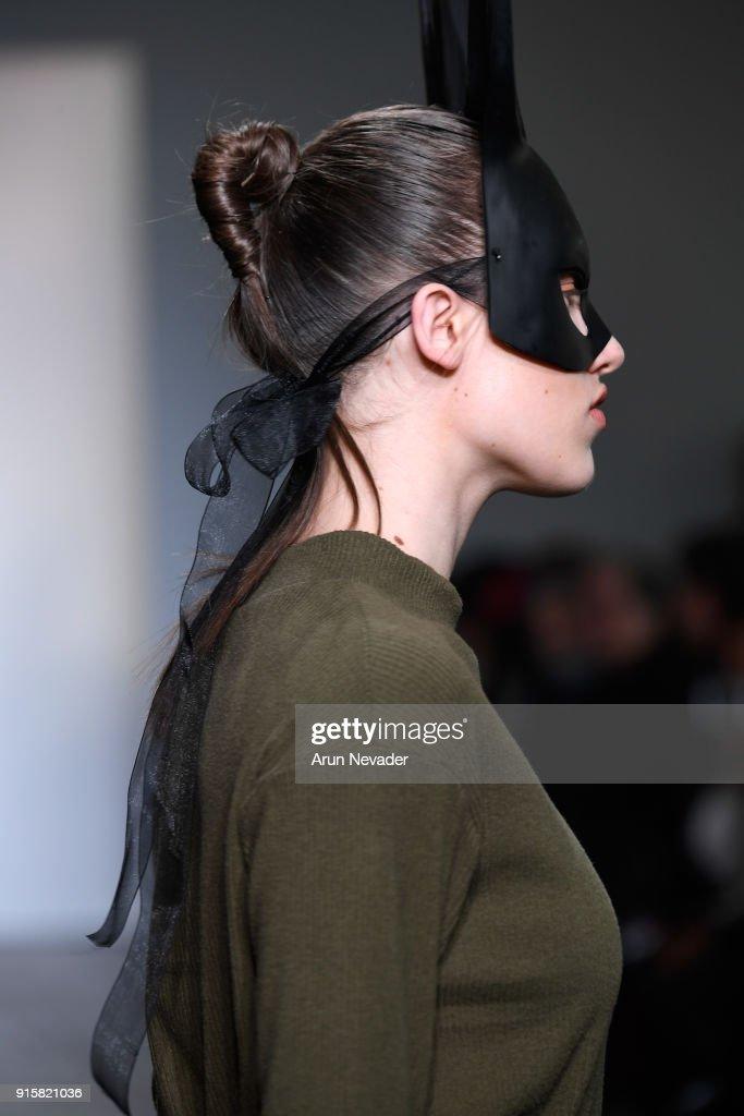 Global Fashion Collective Presents Fiction Tokyo At New York Fashion Week Fall 2018 : ニュース写真