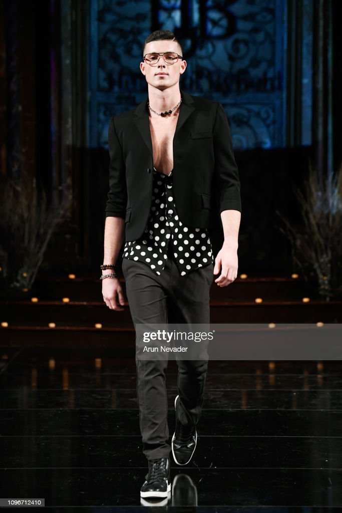 HOUSE OF BYFIELD At New York Fashion Week Powered By Art Hearts Fashion NYFW : News Photo