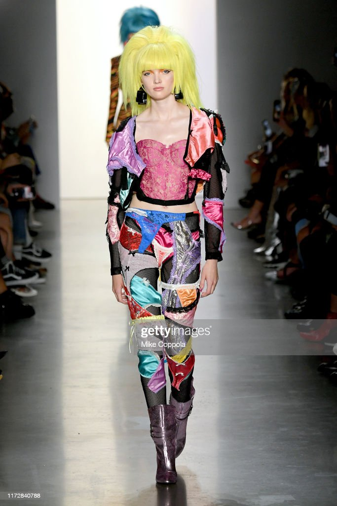 Jeremy Scott - Runway - September 2019 - New York Fashion Week: The Shows : News Photo