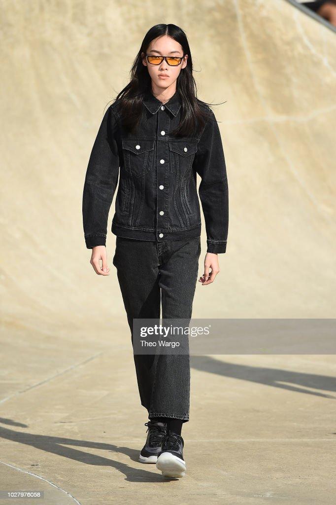 John Elliott - Runway - September 2018 - New York Fashion Week: The Shows : ニュース写真
