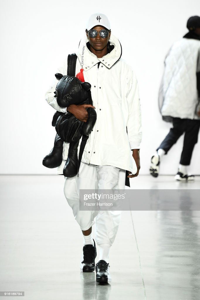 Just In XX - Presentation - February 2018 - New York Fashion Week: The Shows : News Photo