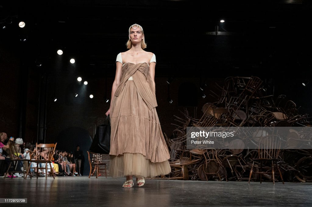 Khaite - September 2019 - New York Fashion Week : News Photo