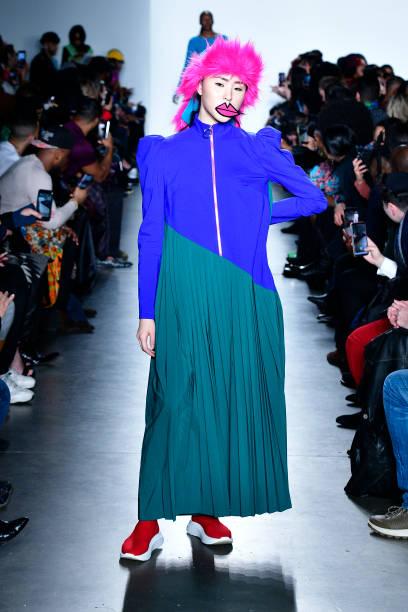 NY: MONOSUIT Runway AW21 – New York Fashion Week