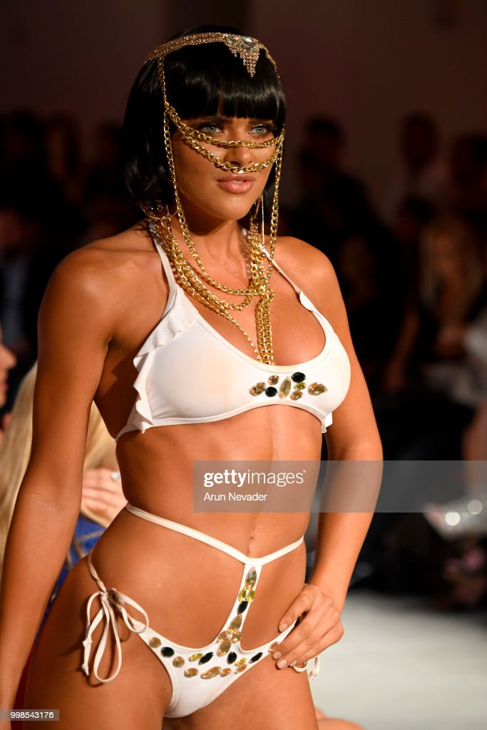 OMG Miami Swimwear At Miami Swim Week Powered By Art Hearts Fashion Swim/Resort 2018/19 : News Photo