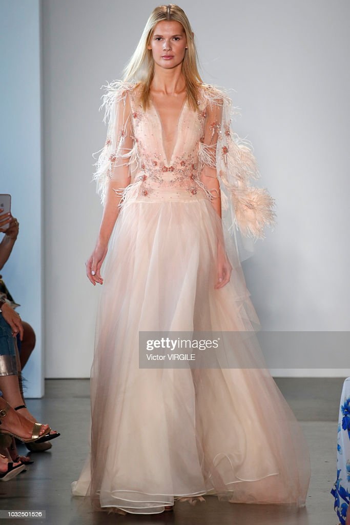 Pamella Roland - Runway - September 2018 - New York Fashion Week : ニュース写真