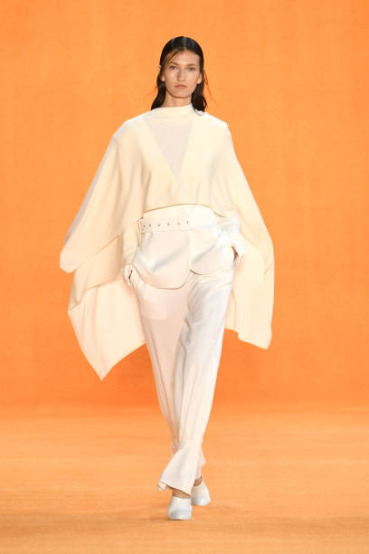 NY: Sally LaPointe - Runway - September 2019 - New York Fashion Week: The Shows
