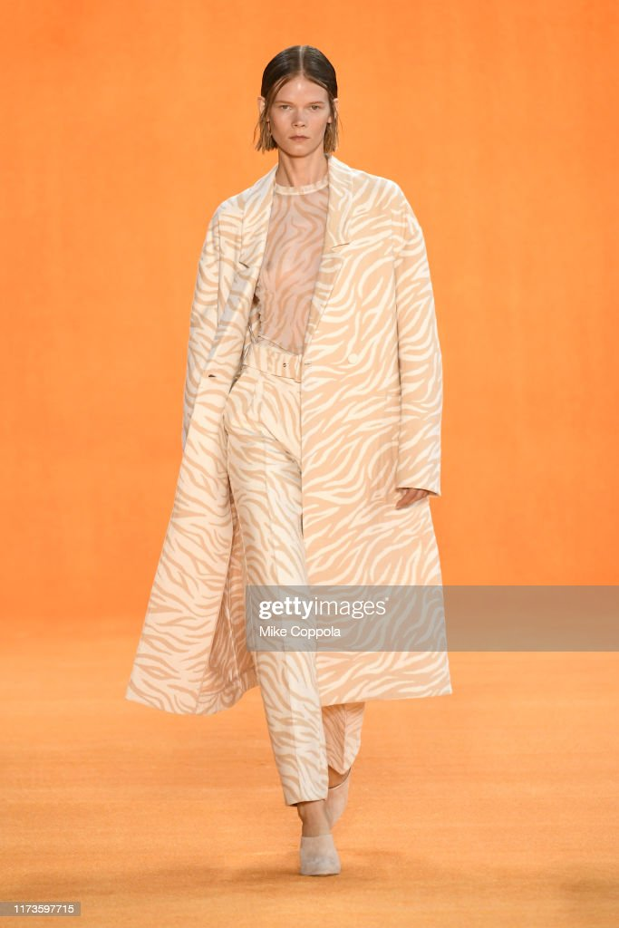 Sally LaPointe - Runway - September 2019 - New York Fashion Week: The Shows : News Photo