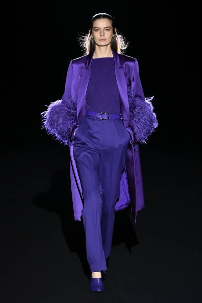 NY: Sally LaPointe - Runway - February 2020 - New York Fashion Week: The Shows