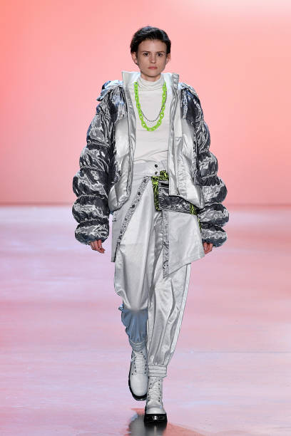 NY: Seven Crash - Runway - February 2020 - New York Fashion Week: The Shows