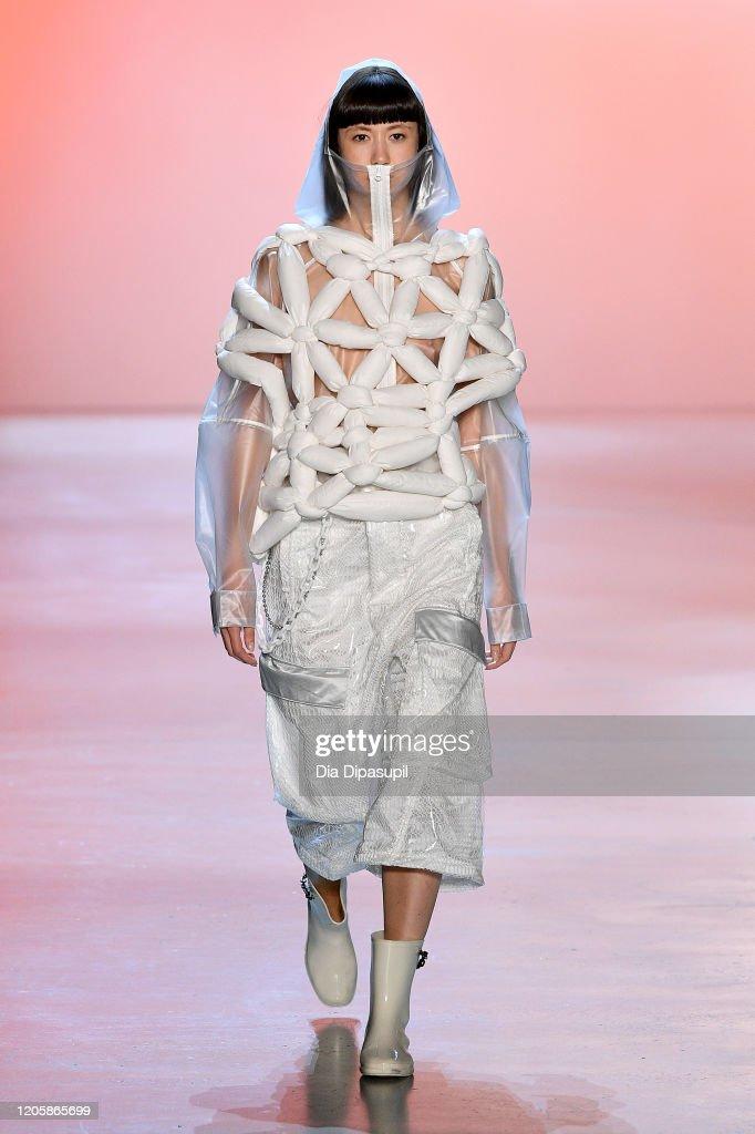 Seven Crash - Runway - February 2020 - New York Fashion Week: The Shows : News Photo