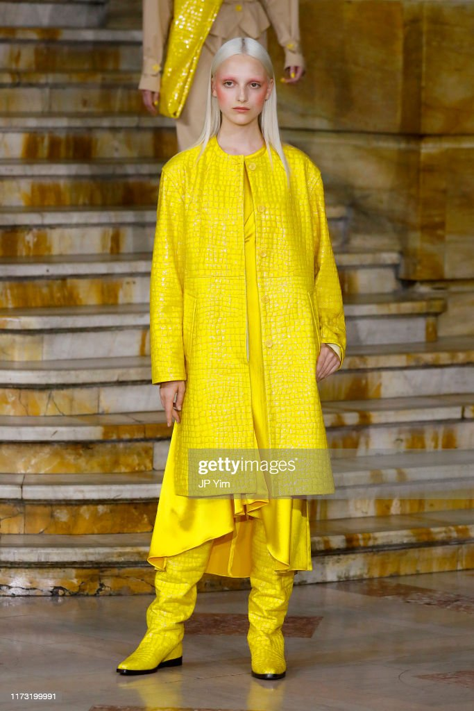 Sies Marjan - Runway - September 2019 - New York Fashion Week: The Shows : News Photo