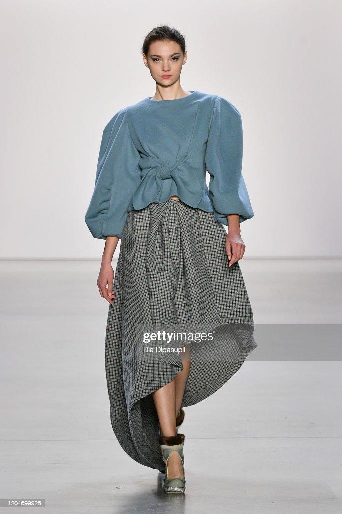 Son Jung Wan - Runway - February 2020 - New York Fashion Week: The Shows : News Photo