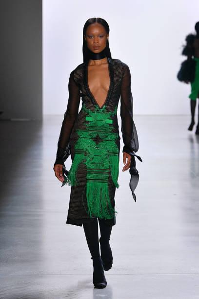 NY: Sukeina - Runway - February 2020 - New York Fashion Week: The Shows