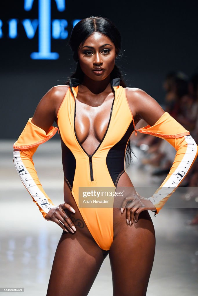 Trivera By Tammy Rivera At Miami Swim Week Powered By Art Hearts Fashion Swim/Resort 2018/19 : News Photo