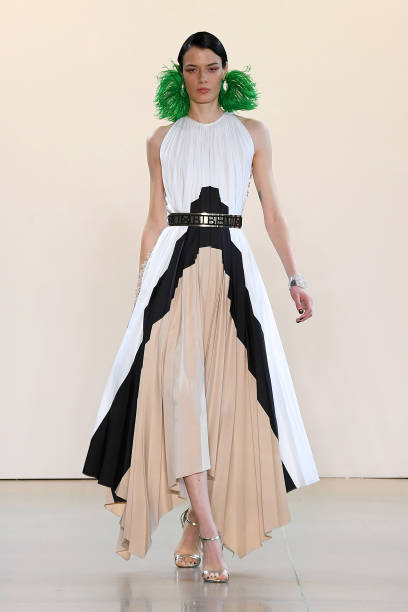 NY: Bibhu Mohapatra - Runway - February 2020 - New York Fashion Week: The Shows