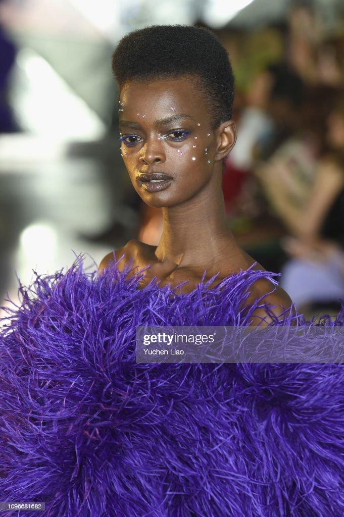 Christian Siriano - Runway - February 2019 - New York Fashion Week : Fotografía de noticias