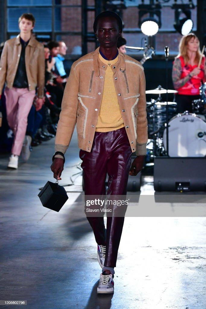 Coach 1941 - Runway - February 2020 - New York Fashion Week : News Photo