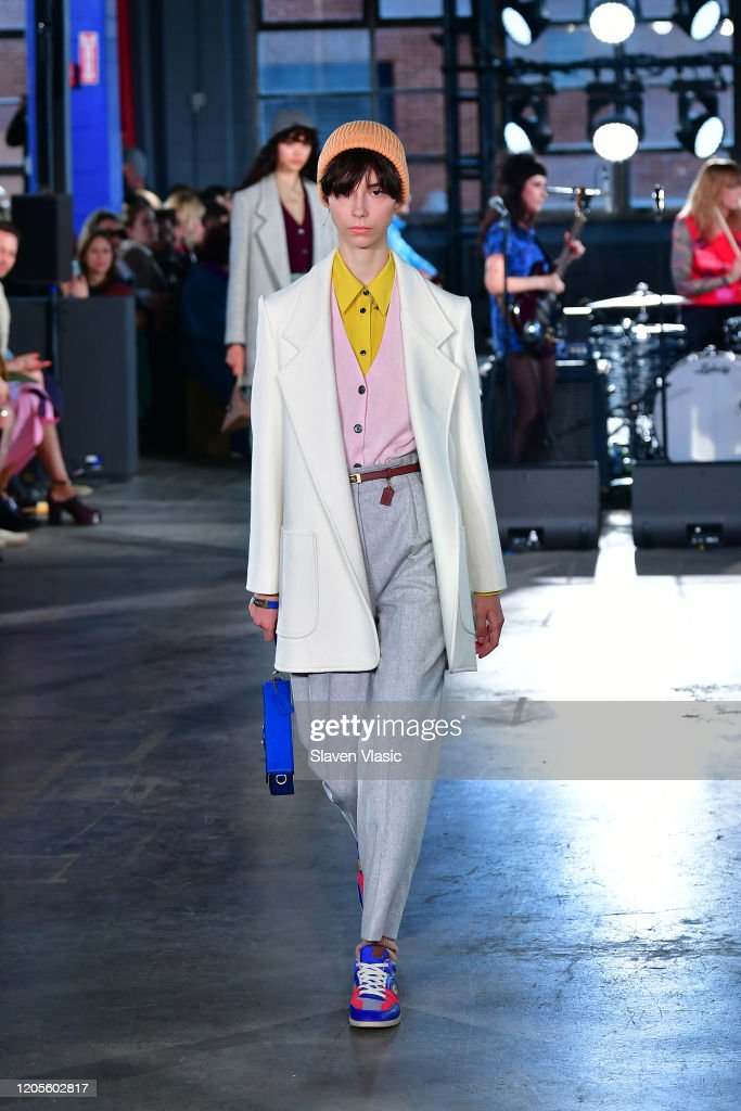 Coach 1941 - Runway - February 2020 - New York Fashion Week : Foto jornalística