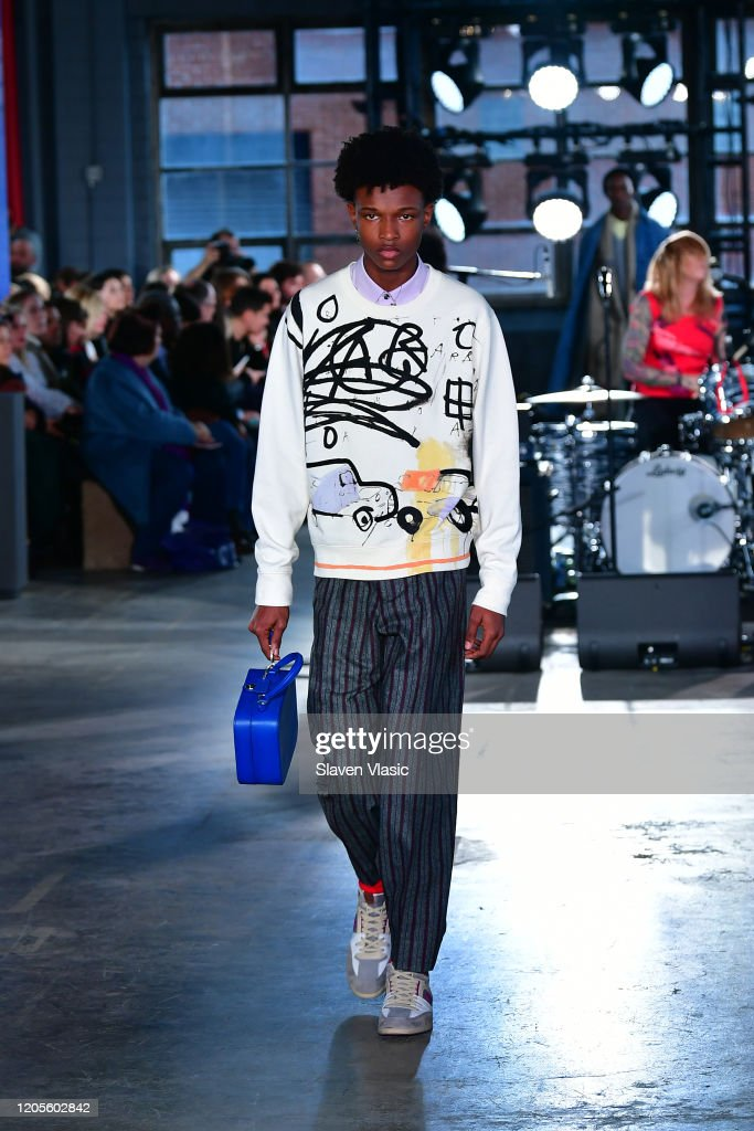 Coach 1941 - Runway - February 2020 - New York Fashion Week : News Photo