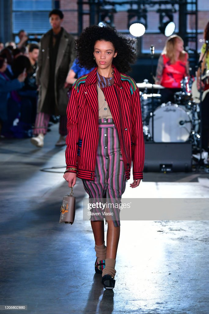 Coach 1941 - Runway - February 2020 - New York Fashion Week : ニュース写真