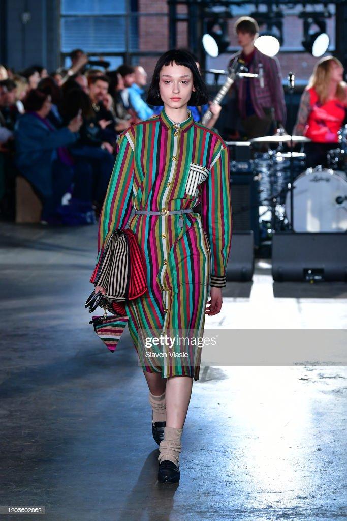 Coach 1941 - Runway - February 2020 - New York Fashion Week : Fotografía de noticias