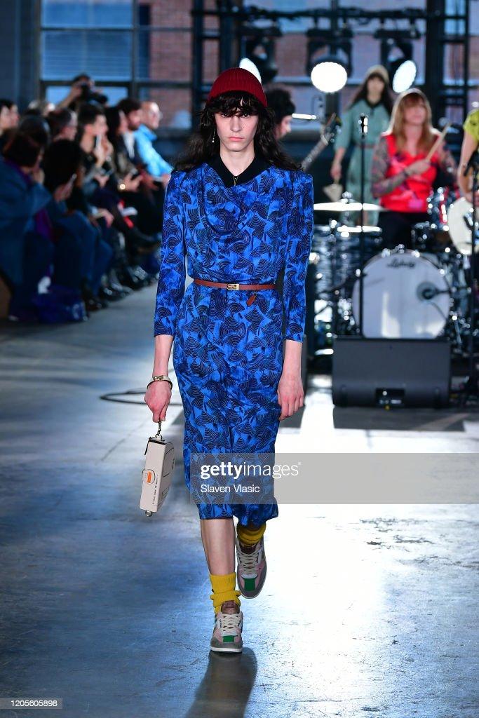 Coach 1941 - Runway - February 2020 - New York Fashion Week : ニュース写真