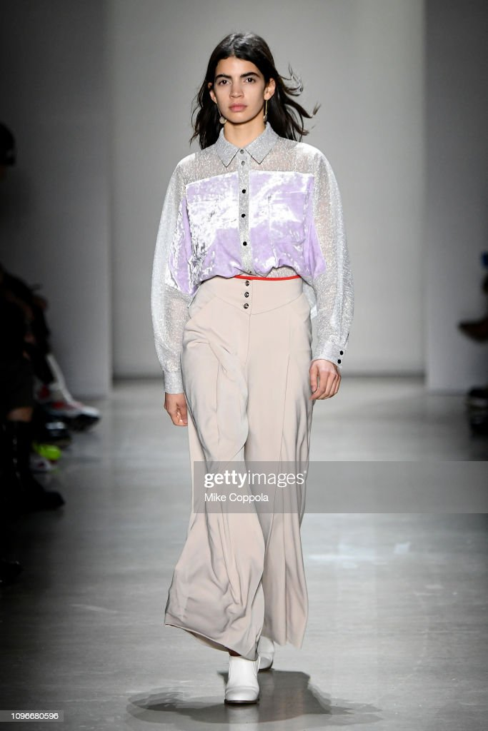 Concept Korea - Runway - February 2019 - New York Fashion Week: The Shows : News Photo