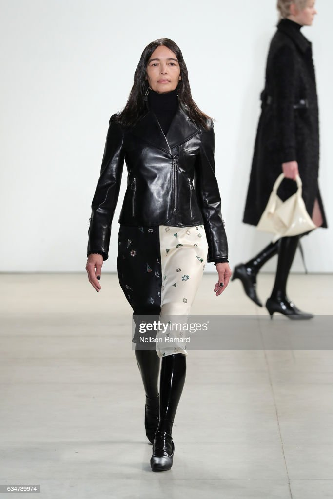 Creatures of the Wind - Runway - February 2017 - New York Fashion Week: The Shows : News Photo