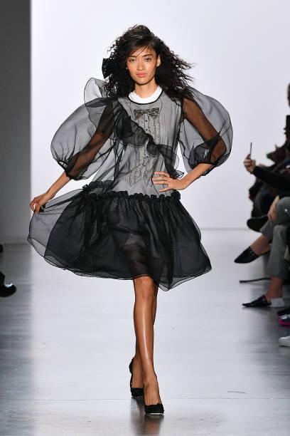 NY: Cynthia Rowley - Runway - February 2020 - New York Fashion Week: The Shows