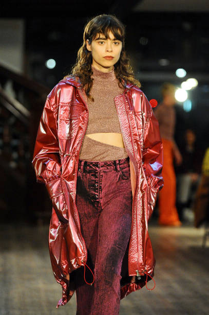 NY: Eckhaus Latta - Runway - February 2020 - New York Fashion Week: The Shows
