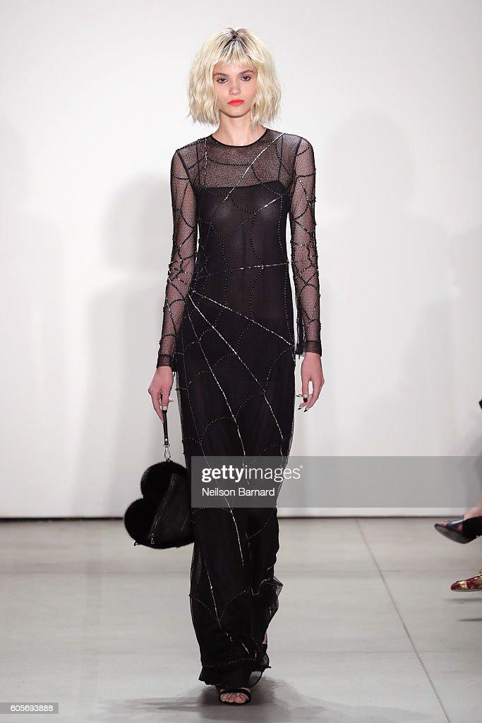 NY: Georgine - Runway - September 2016 - New York Fashion Week: The Shows