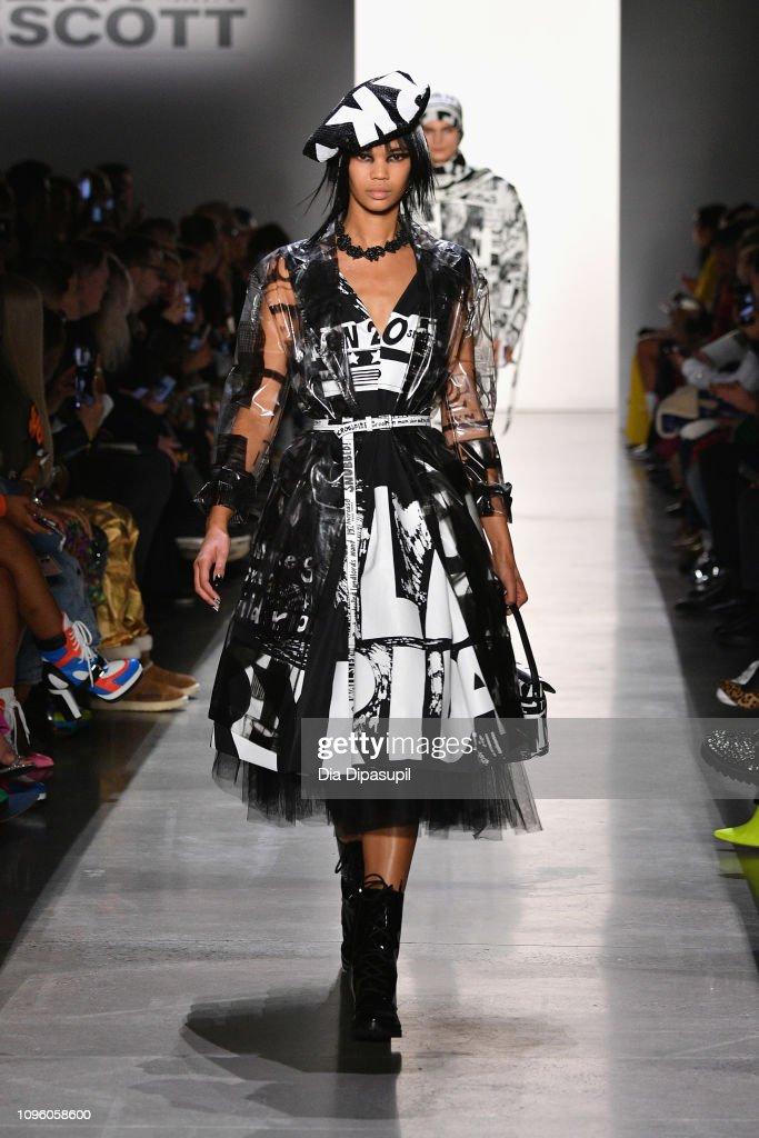 Jeremy Scott - Runway - February 2019 - New York Fashion Week: The Shows : ニュース写真