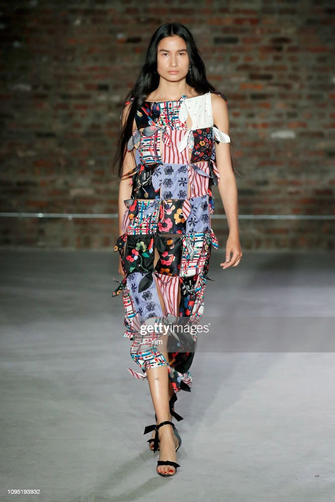 Jonathan Cohen - Runway - February 2019 - New York Fashion Week: The Shows : ニュース写真