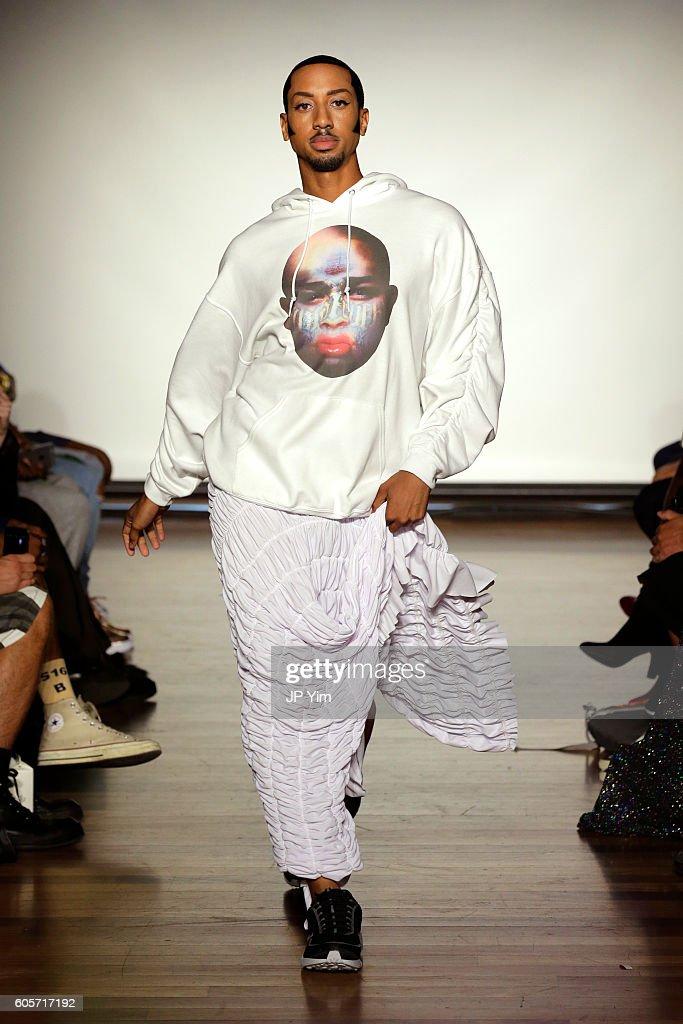 NY: Luar - Runway - September 2016 - MADE Fashion Week