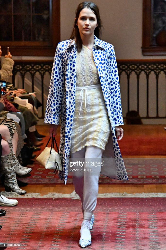 Maryam Nassir Zadeh - Runway - February 2019 - New York Fashion Week : ニュース写真