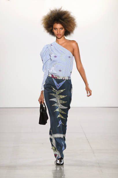 NY: Nicole Miller - Runway - February 2020 - New York Fashion Week: The Shows