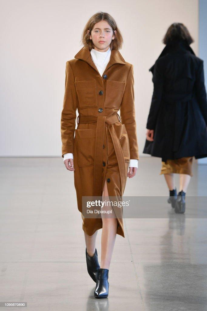 Nonie - Runway - February 2019 - New York Fashion Week: The Shows : News Photo