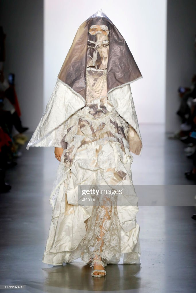 Parsons MFA - Runway - September 2019 - New York Fashion Week: The Shows : News Photo