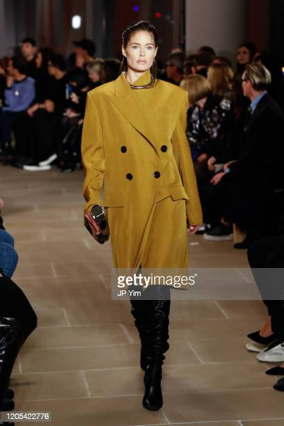 Model walks the runway for the Proenza Schouler fashion show during February 2020-New York Fashion Week: The Shows on February 10, 2020 in New York...