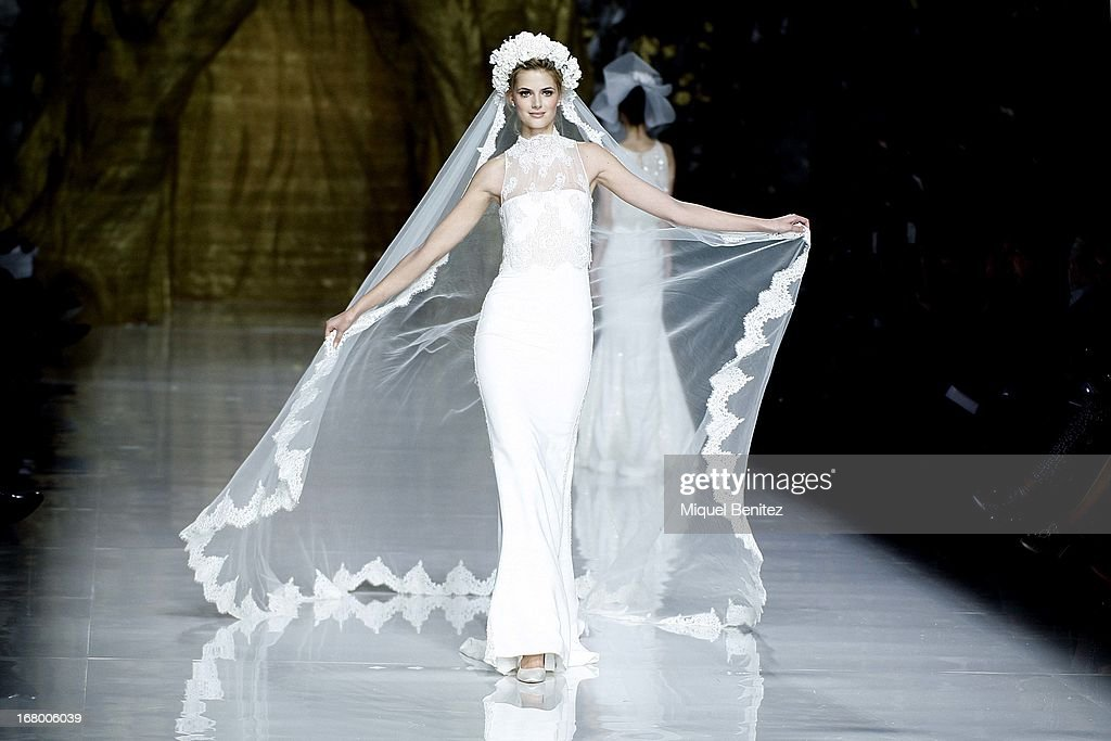 Barcelona Bridal Week 2013 - Day 4